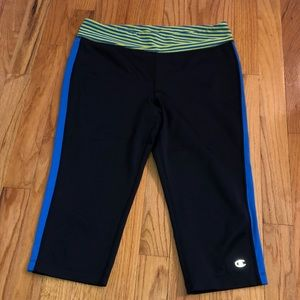 Capri length work out pants